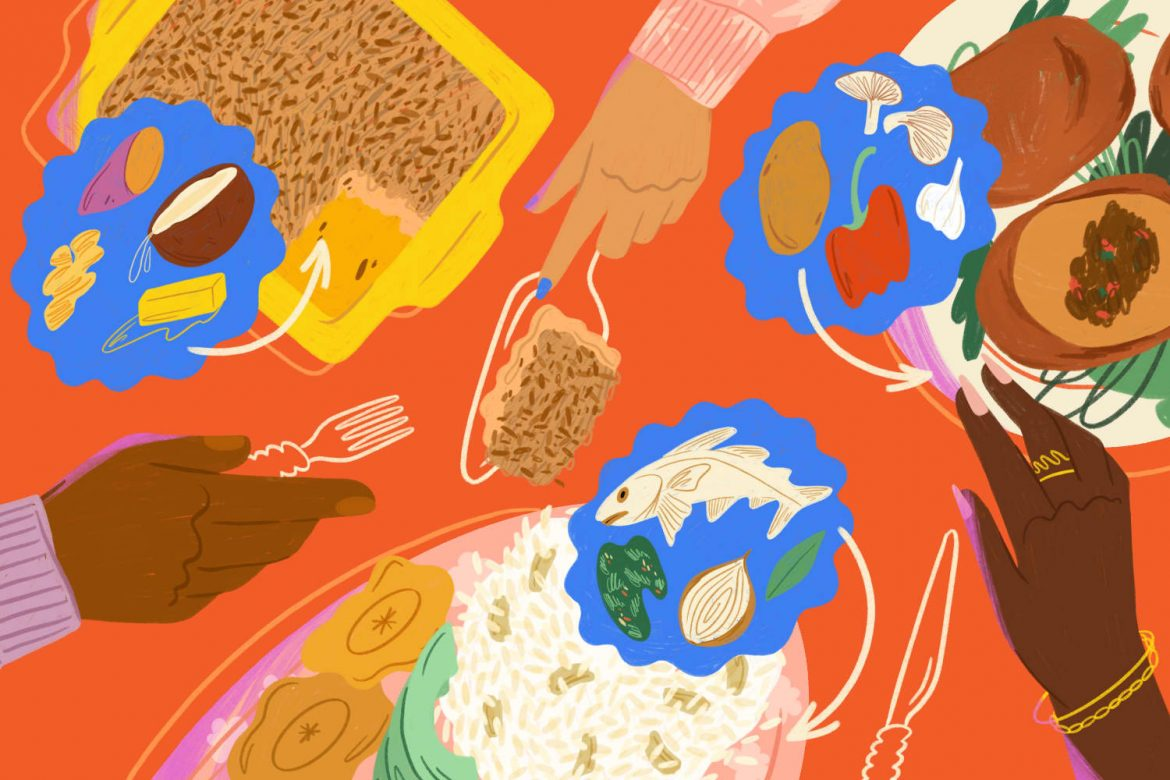 This Month We're Celebrating the Afro-Latinx Experience, One Dish at a Time