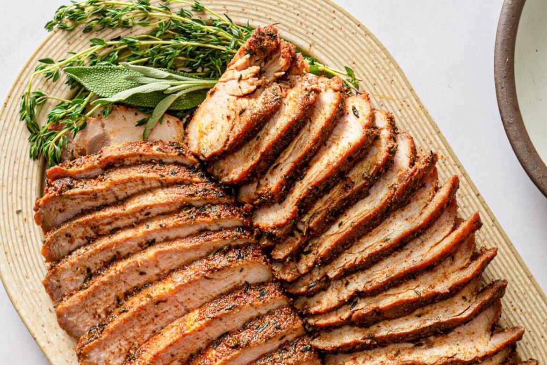 Tired of Chicken Breast? Consider Turkey Tenderloin Instead.