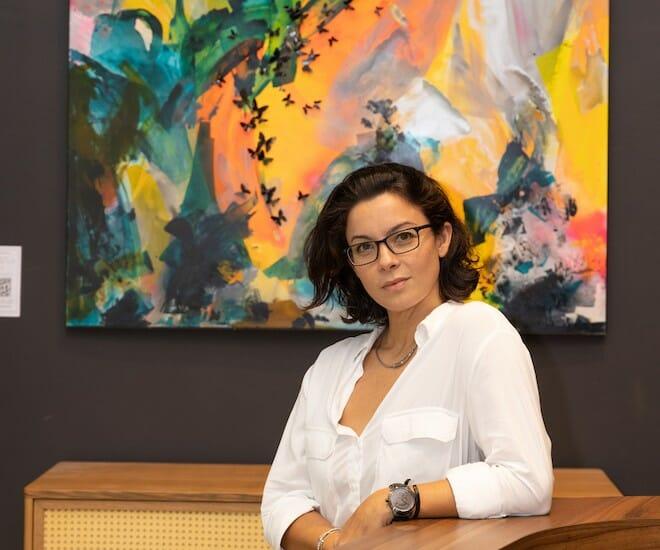 Tunku Khalsom Art Exhibition: The Colours That Surround Us