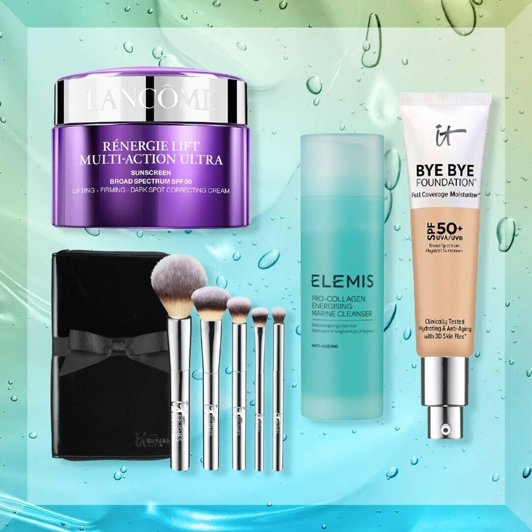 Ulta's 21 Days Of Beauty: Get 50% Off It Cosmetics, Elemis, Lancôme & More