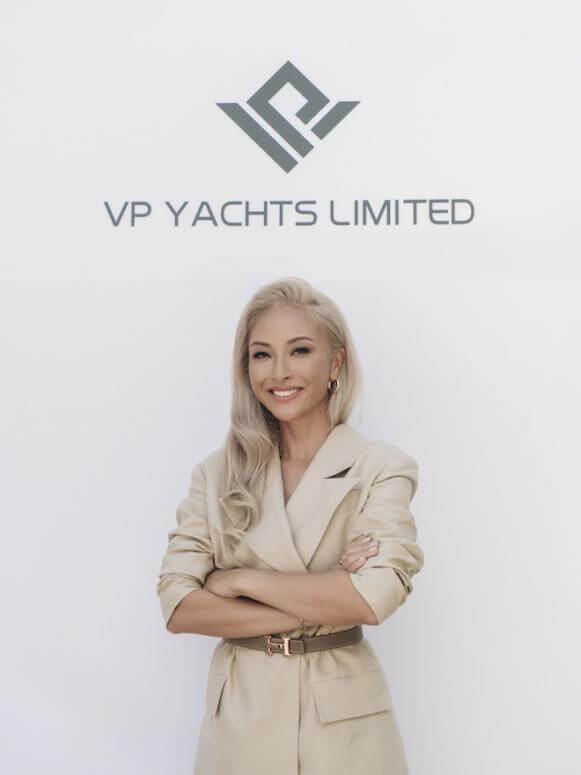 Vivian Chan of VP Yachts Is Making Her Mark in the Yachting World