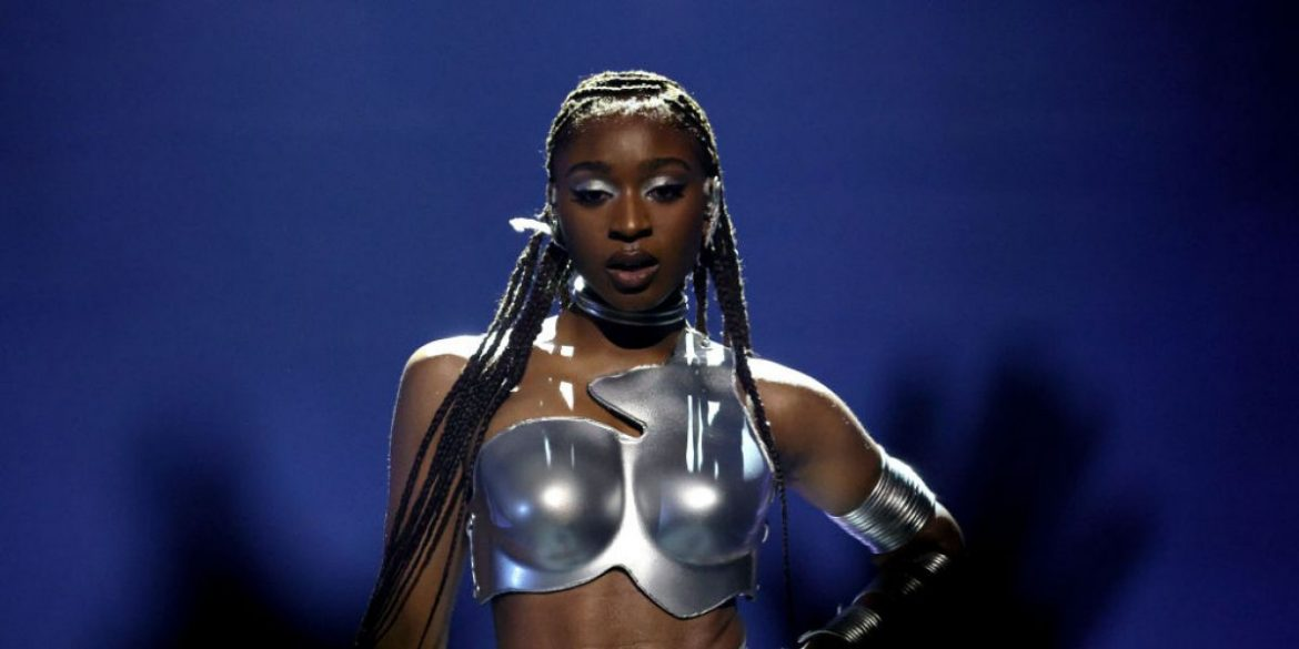 VMAs 2021: Normani Delivers Her 'Wild Side' With Seduction