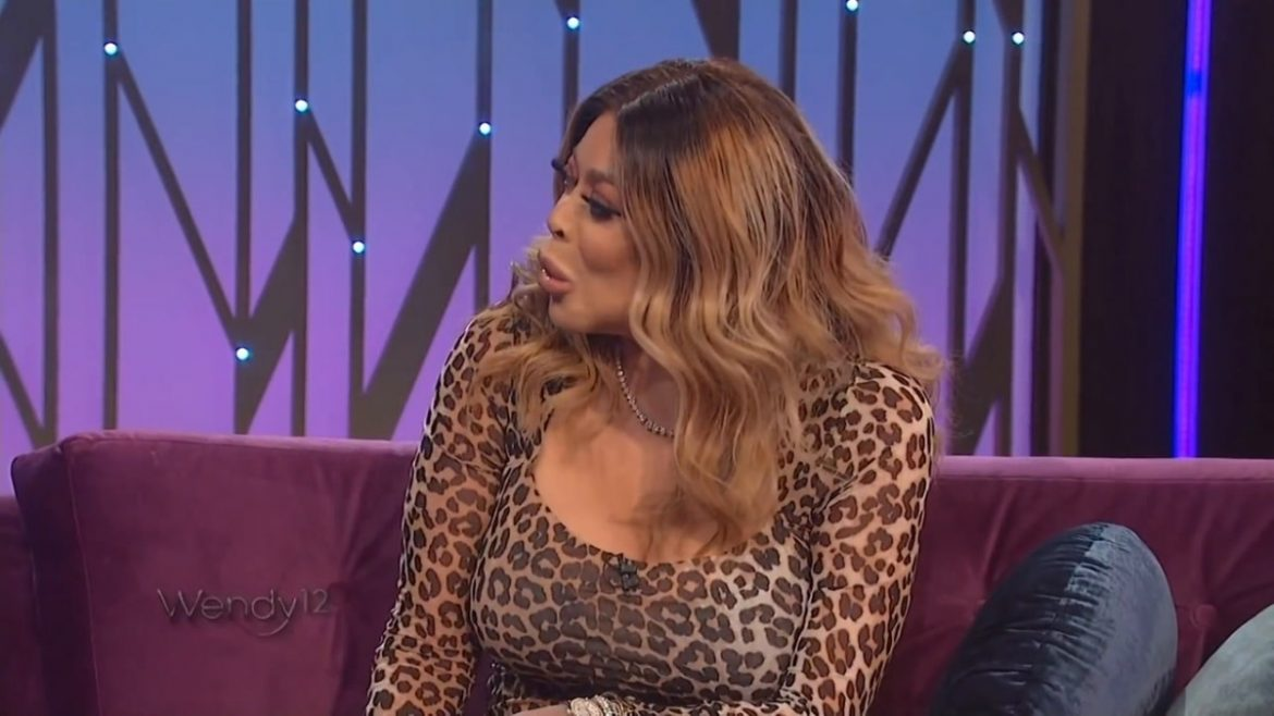 Wendy Williams Rushed To Hospital – Mental Health Issues From COVID!!