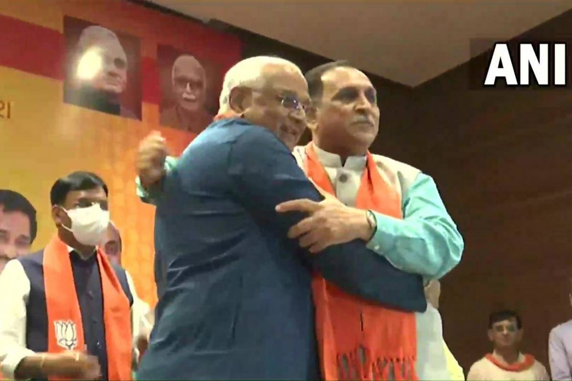 Who is Bhupendra Patel? New Gujarat chief minister never held a ministerial post