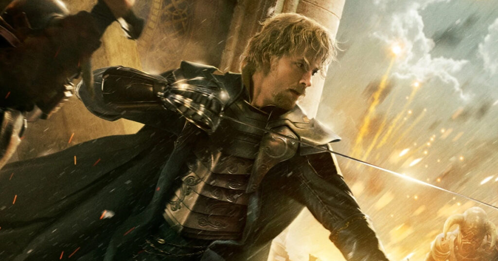 Why Zachary Levi was disappointed with playing Fandral in Thor