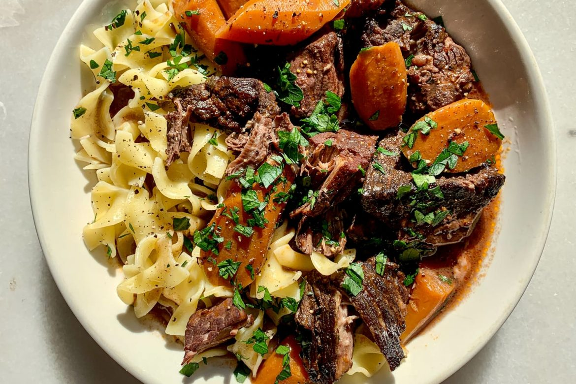 You'll Fall in Love with This Cozy French Stew