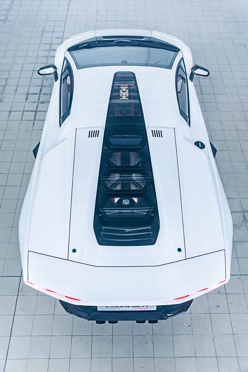 2022 Lamborghini Countach LPI 800-4 is Shock and Awe like its Predecessor