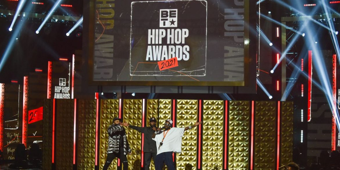 85 South Brings The Laughs To The BET Hip Hop Awards