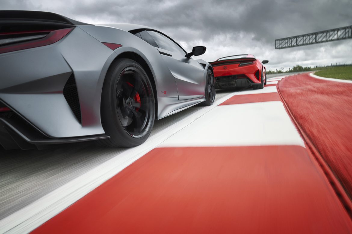 Acura NSX Type S is roaring swansong for a legendary moniker