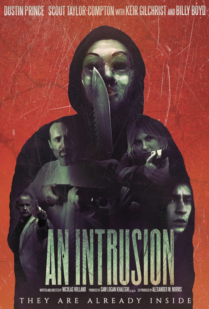 An Intrusion: Scout Taylor-Compton discusses thriller in Exclusive featurette!