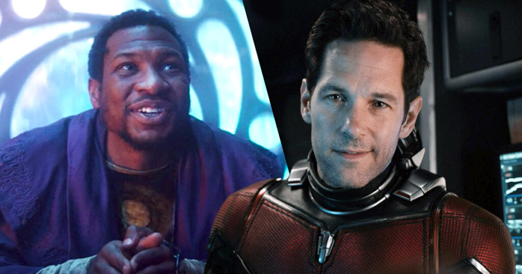 Ant-Man 3: Paul Rudd is thrilled with Jonathan Majors' Kang the Conqueror