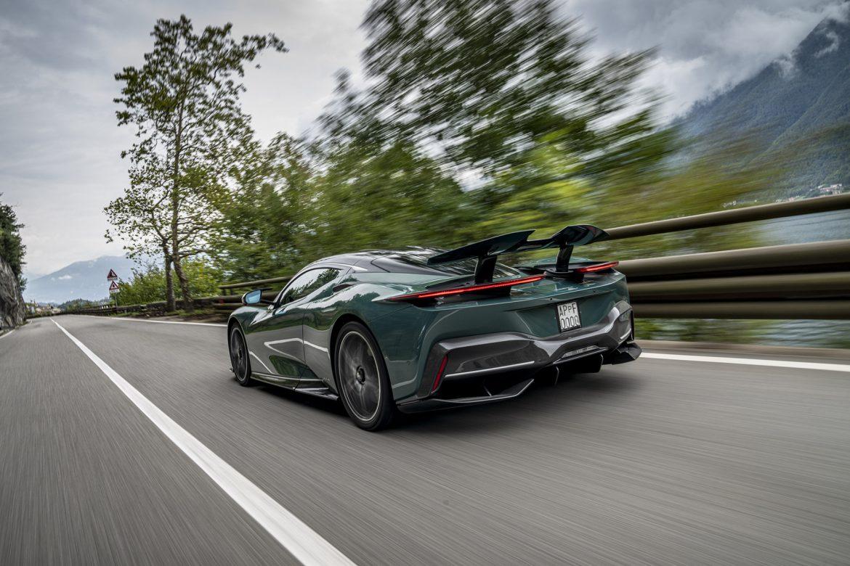 Automobili Pininfarina's new Hyper GT Wins The Design Award at Concorso d'Eleganza Villa d'Este
