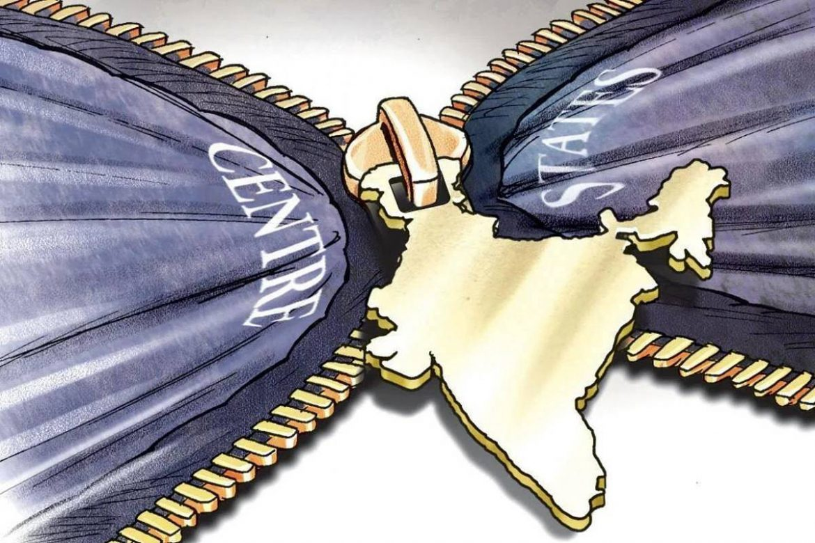 Balance of federalism: What separates the politics from constitutionality in matters of Centre vs state?