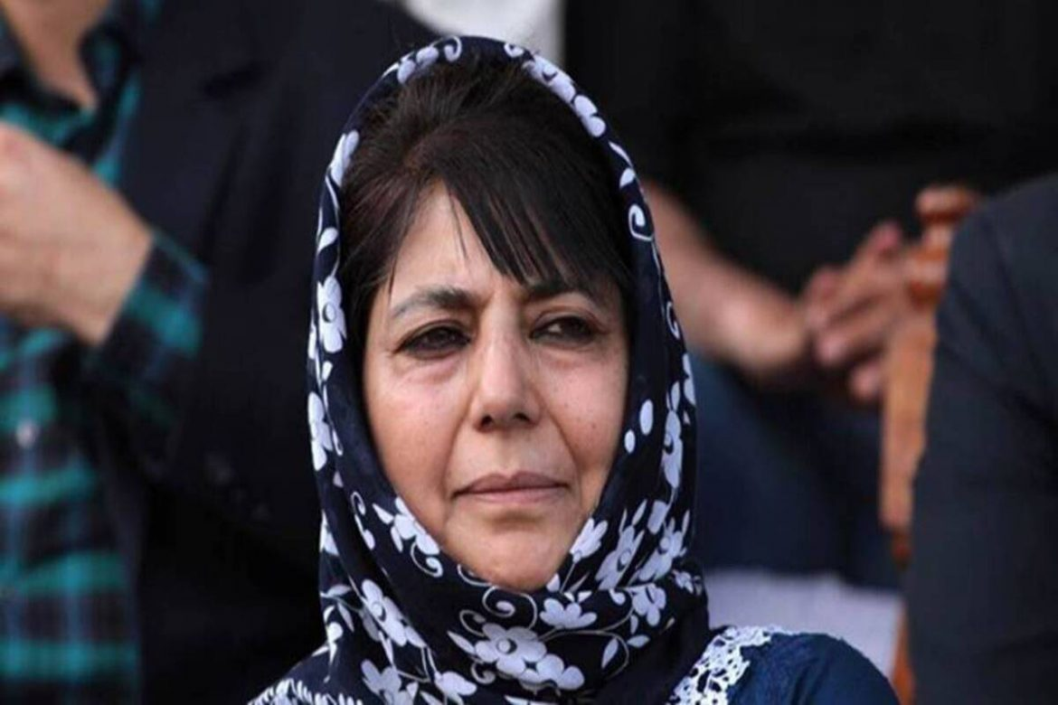 'Because his surname is Khan': Mehbooba Mufti slams BJP over Aryan Khan case; police complaint filed against PDP chief