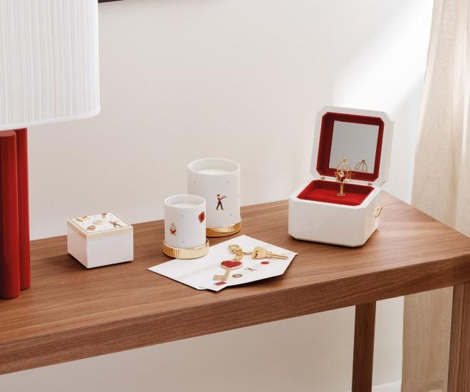 Cartier Launches New Art de Vivre Home Accessories