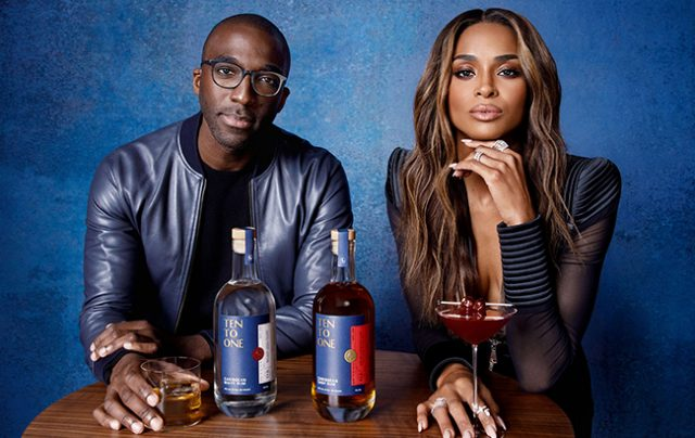 Ciara joins Ten To One rum as co-owner