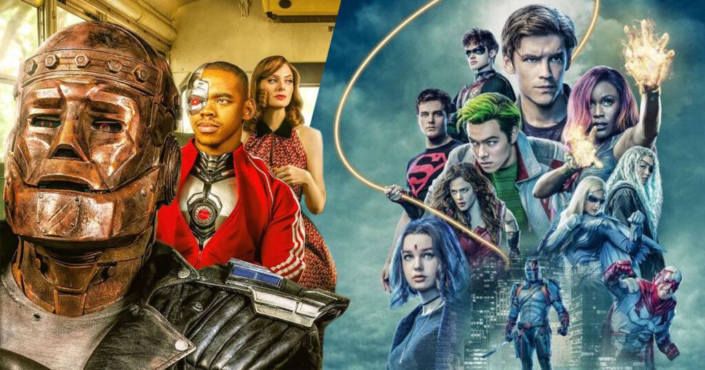 DC FanDome trailers: Doom Patrol, Titans, & Pennyworth dominate HBO Max showcase