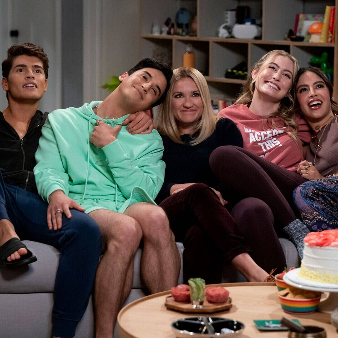 Emily Osment and Her Pretty Smart Co-Stars Talk Tackling Stereotypes