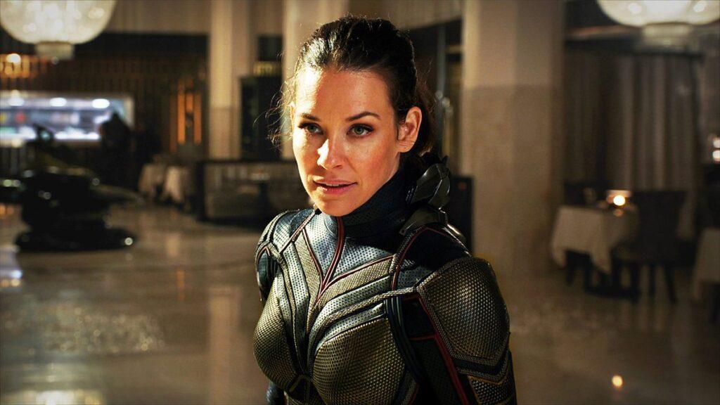 Evangeline Lilly speaks highly of Ant-Man 3 script
