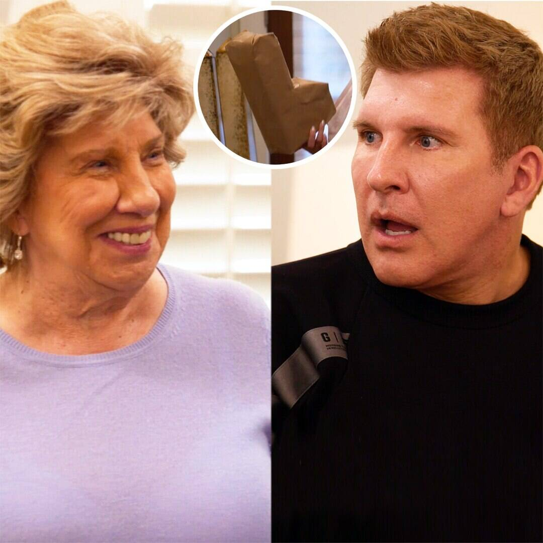 Find Out What's in Nanny Faye's Penis-Shaped Package in Hilarious Chrisley Knows Best Preview