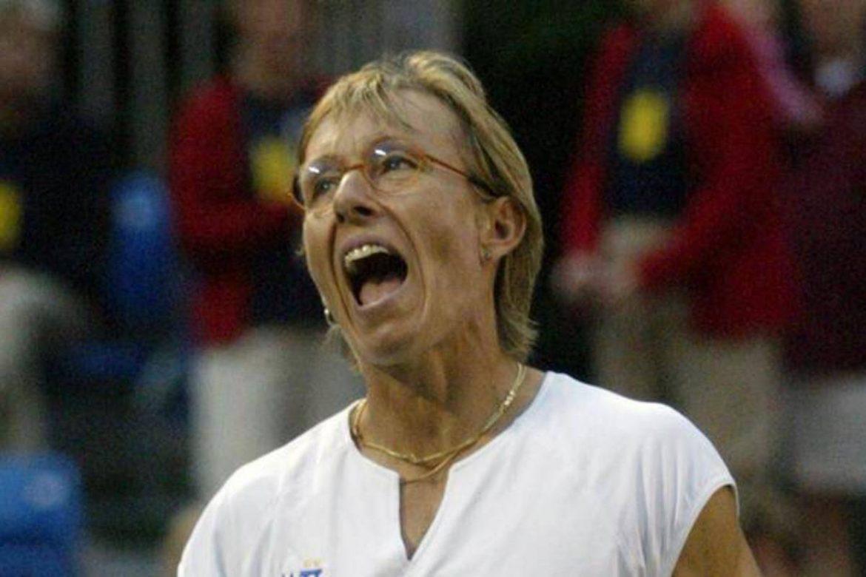 'For my next joke…': Tennis legend Martina Navratilova's response to Amit Shah's praise for PM Modi