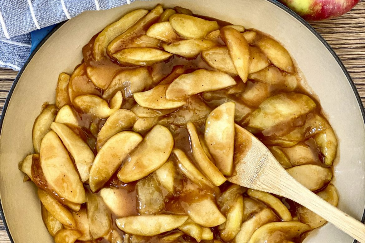 For Perfect Apple Pie Every Time, Pre-Cook the Apples