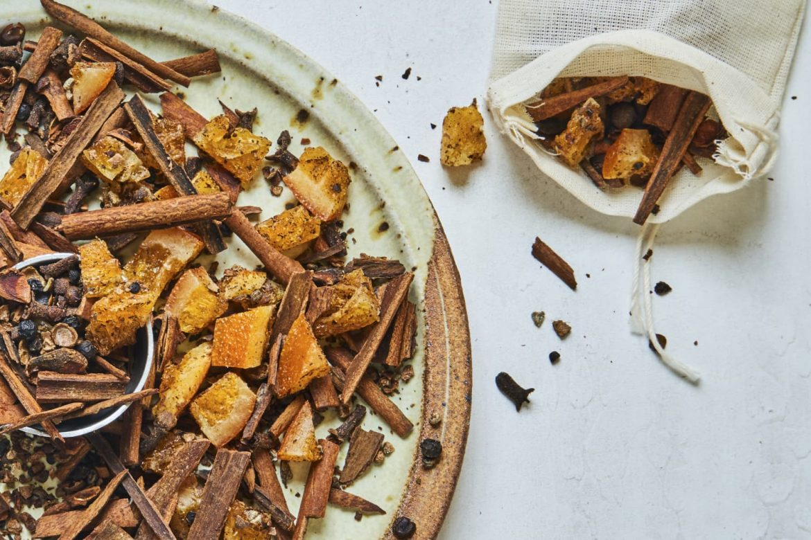 For the Best-Ever Mulled Wine (or Cider), You'll Need These Six Spices