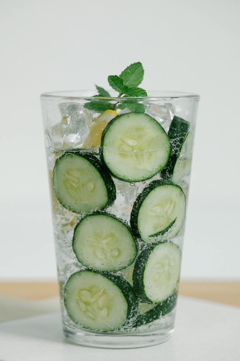 Four Detox Drinks for Weight Loss & Glowing Skin