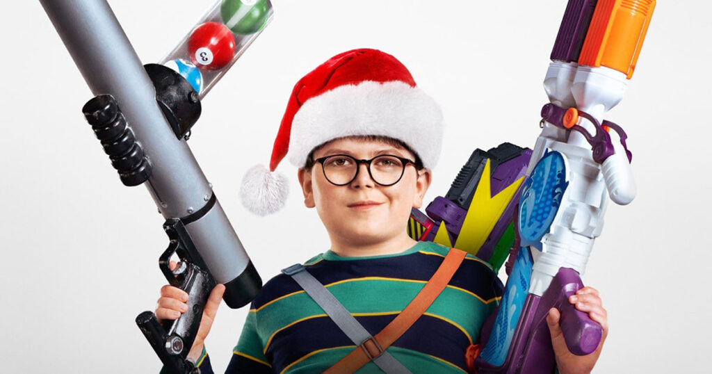Home Sweet Home Alone trailer reimagines the classic holiday comedy