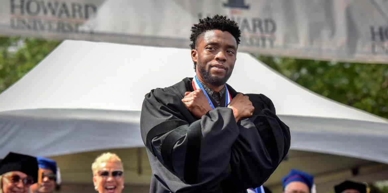 Howard U And Netflix Establish Chadwick Boseman Scholarship