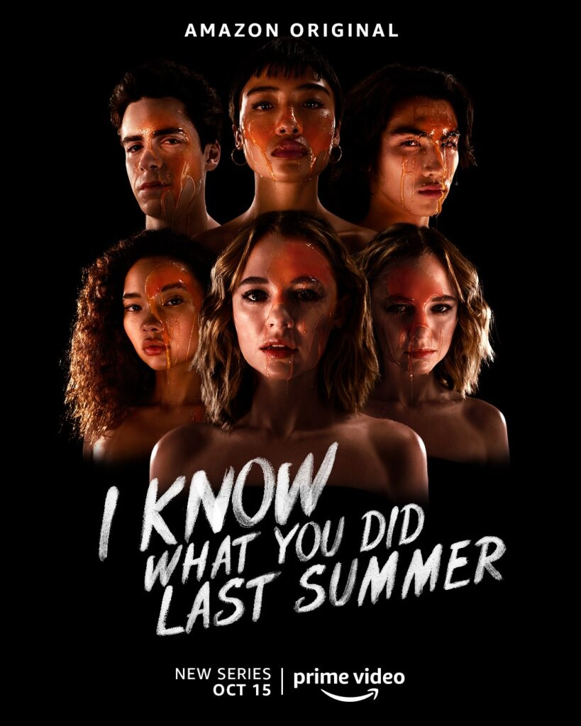 I Know What You Did Last Summer TV series clip shows the accident