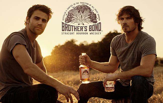 Ian Somerhalder and Paul Wesley buy sustainable grain for Bourbon