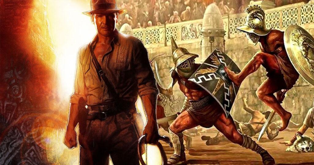 Indiana Jones 5 set photos reinforce time travel plot rumors