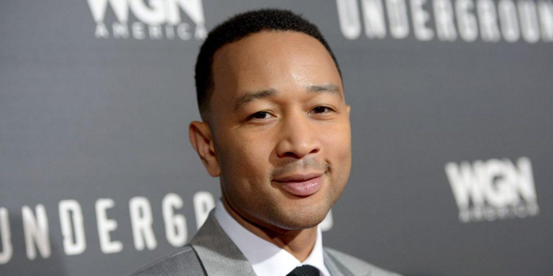 John Legend Announces Initiative To Fight Racism