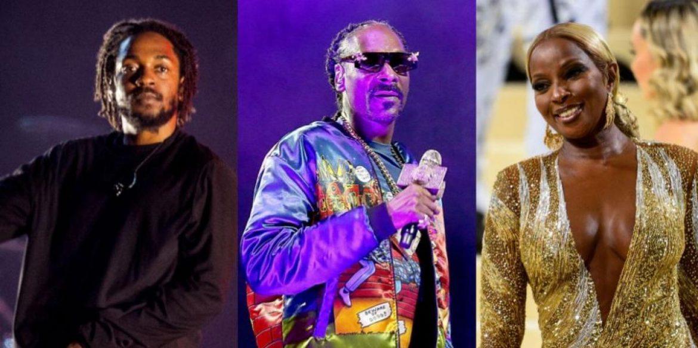 Kendrick Lamar And More To Headline Super Bowl Halftime Show
