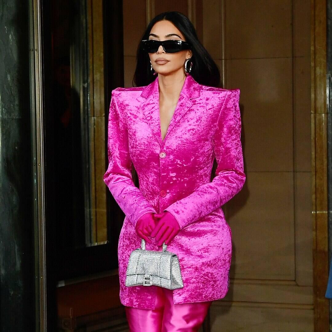 "Kim Kardashian Predicts Hosting SNL Will Be ""So Easy"" in First Promo"