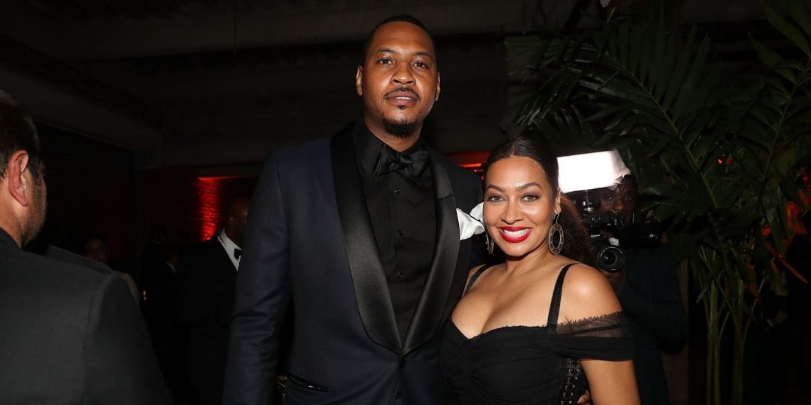 LaLa Anthony Breaks Her Silence On Divorce From Carmelo
