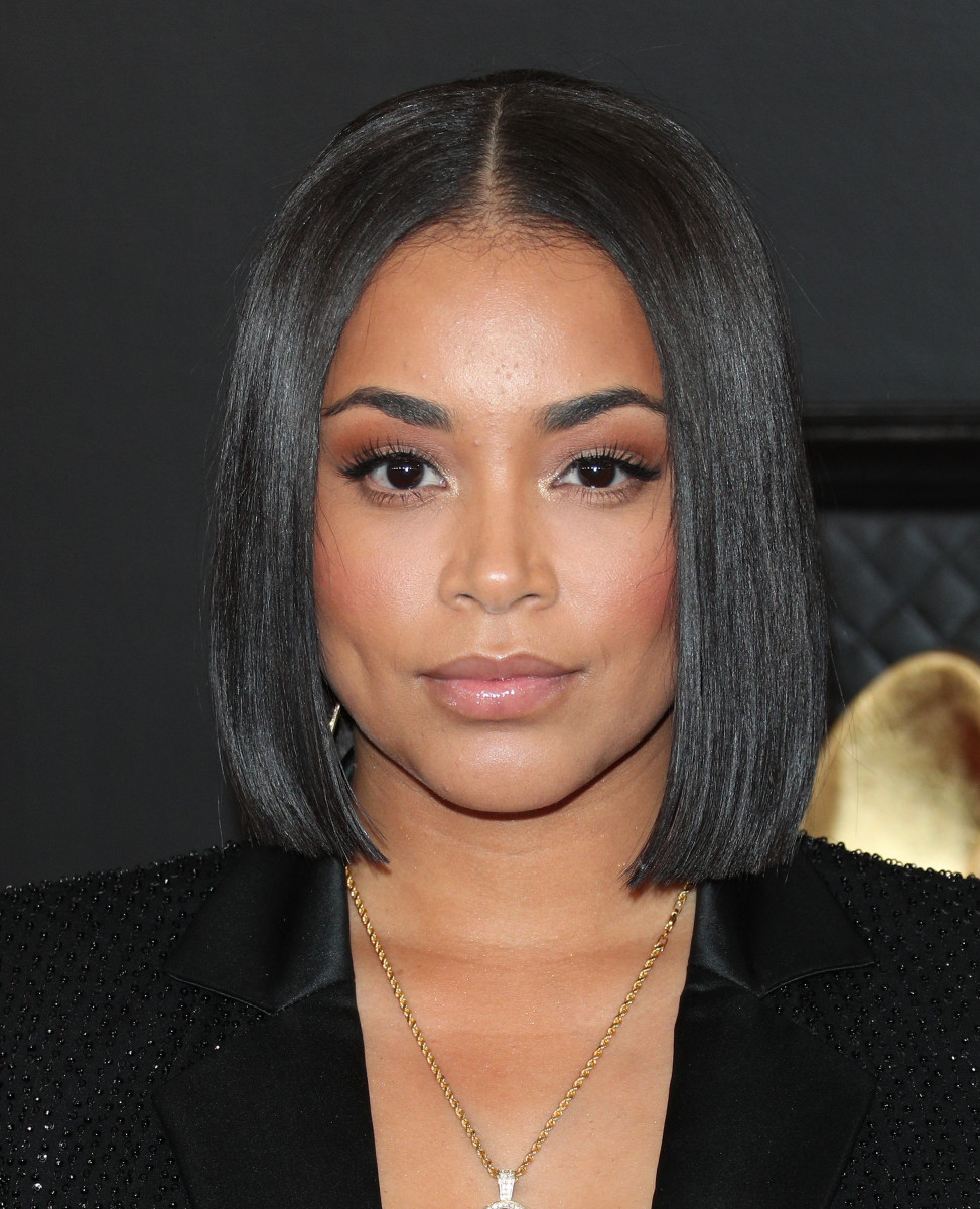 Lauren London GETS THICK . . . Fans Are Saying She May Have Gotten BBL SURGERY!! (PICS)