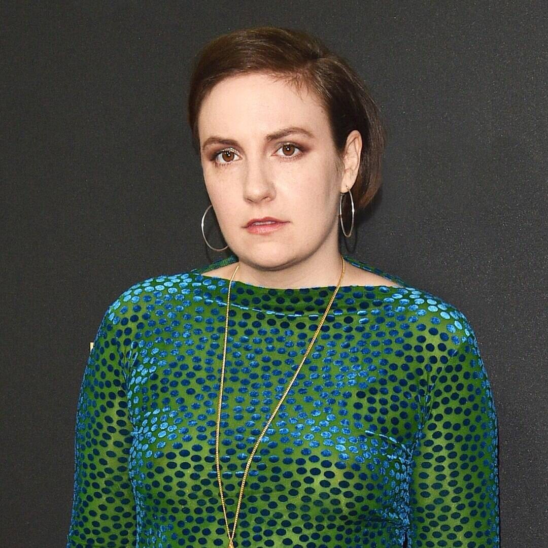 Lena Dunham Has a Message for Body Shamers Criticizing Her Appearance in Wedding Photos