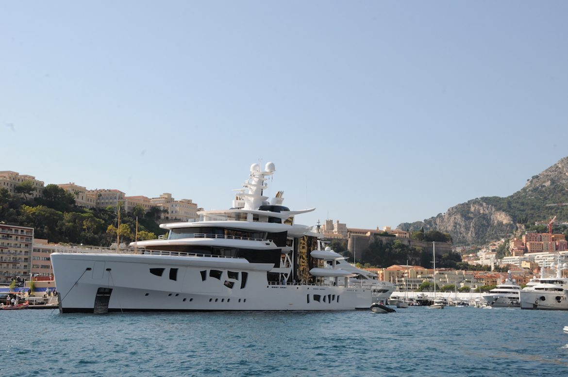 Monaco Yacht Show 2021, Yachts, Toys, and Much More