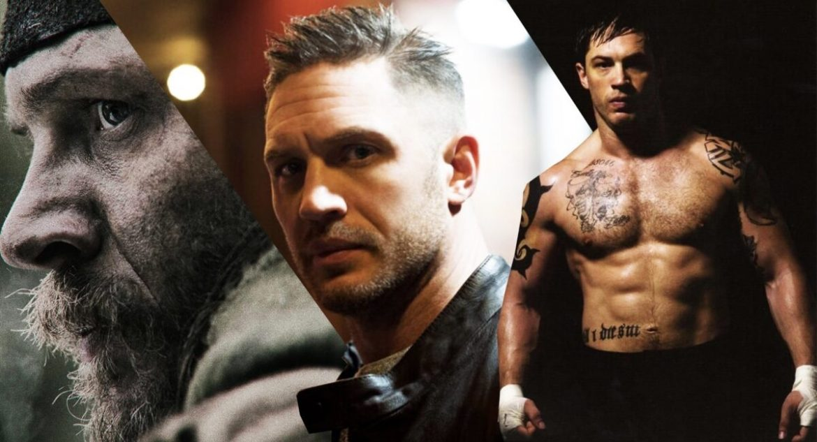 MOVIE POLL: What Is Your Favorite Tom Hardy Movie?