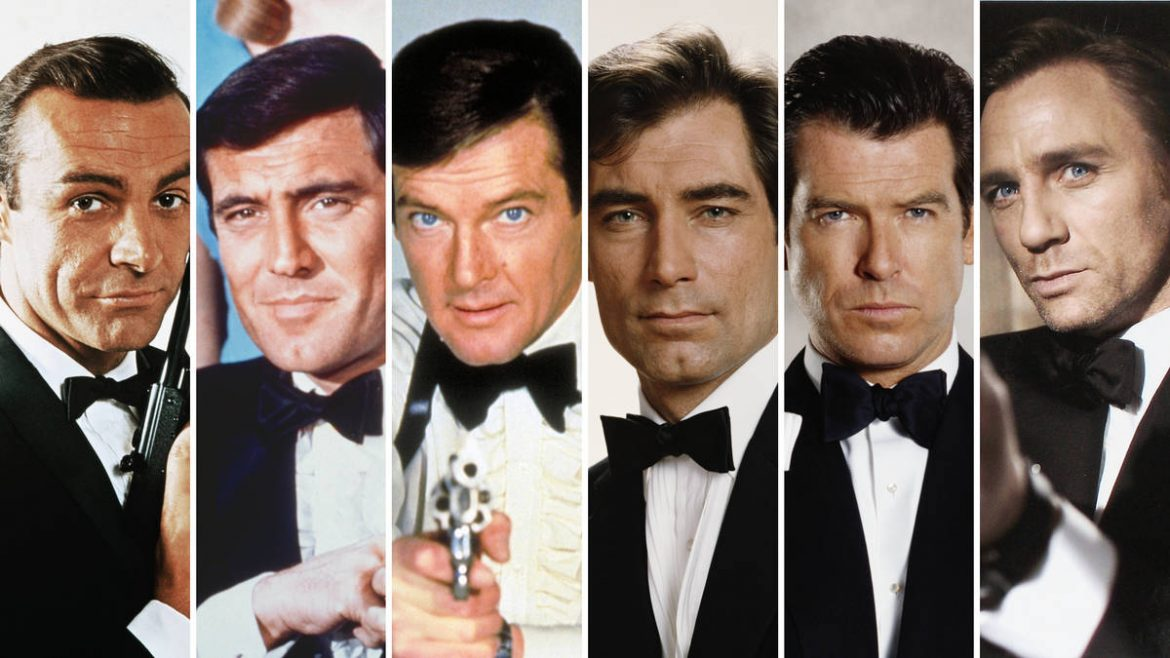 MOVIE POLL: Who Is Your Favorite James Bond?