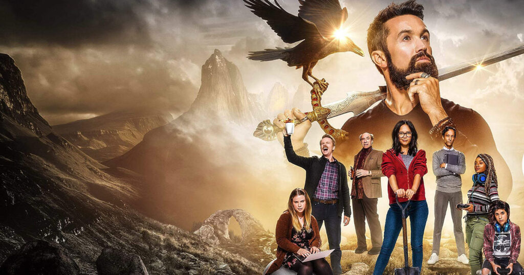 Mythic Quest renewed for Seasons 3 & 4 at Apple TV+