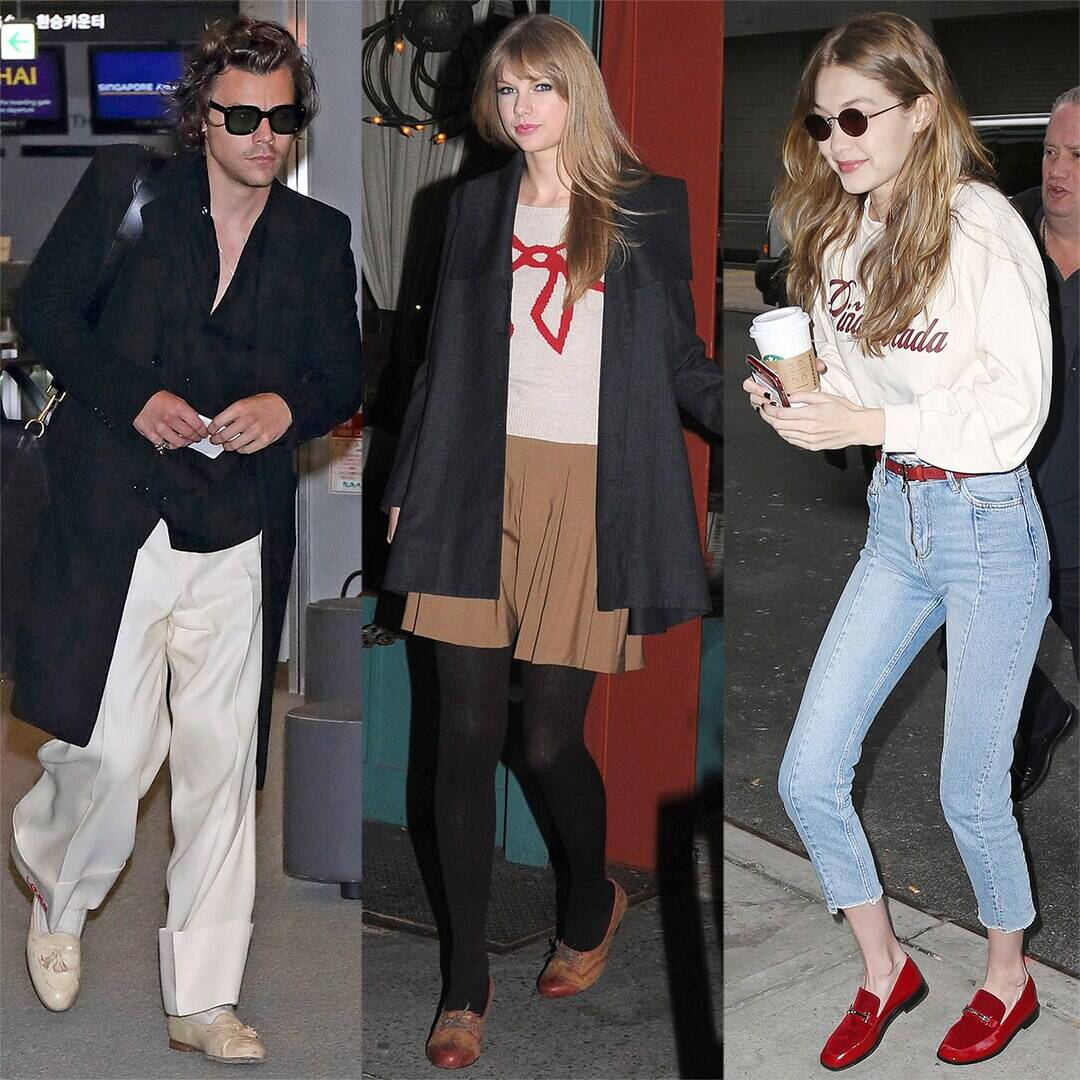 Oxfords & Loafers Are Taking Over & Celebs Are Here for It