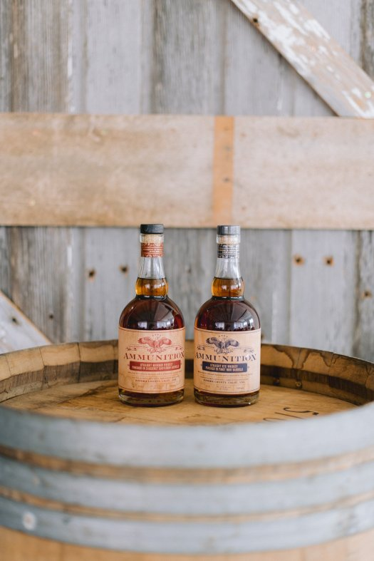 Review: Ammunition Wines, Bourbon, and Rye
