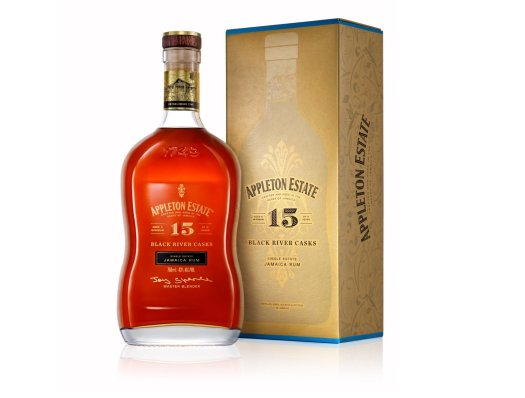 Review: Appleton Estate Rum 15 Years Old Black River Casks