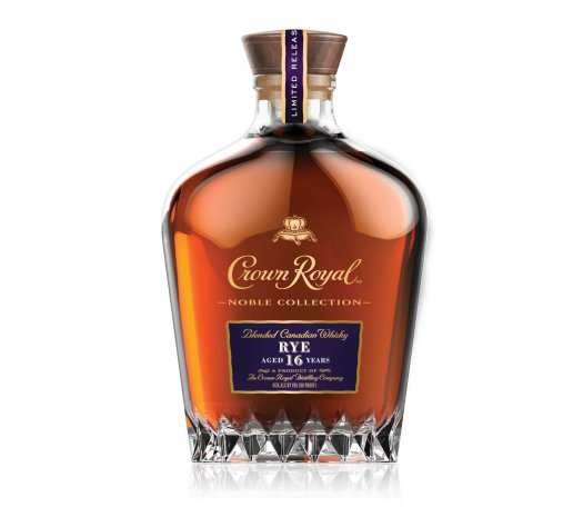 Review: Crown Royal Noble Collection Rye 16 Years Old