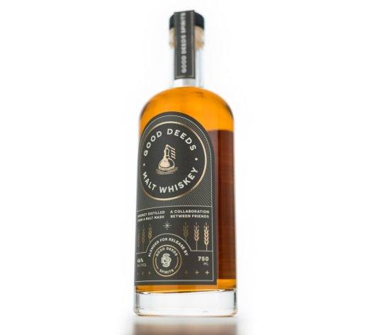 Review: Good Deeds Malt Whiskey