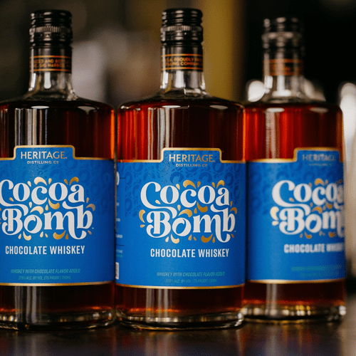Review: Heritage Distilling Cocoa Bomb Chocolate Whiskey