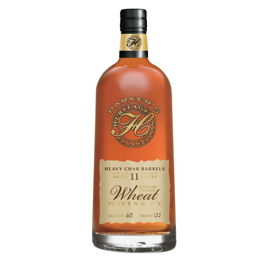 Review: Parker's Heritage Collection Heavy Char Wheat Whiskey 11 Years Old (2021)